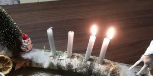 Advent, Advent das zweite Lichtlein brennt